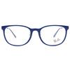 Ray Ban | 經典學院風眼鏡 蔚藍