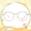 Disney-粉萌季 l 維尼的蜂蜜罐 多邊框眼鏡 粉嫩綠