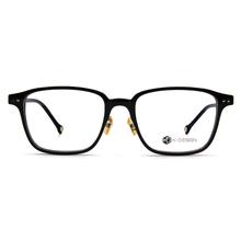 K-DESIGN K-POP款 街頭大方框-經典黑/金