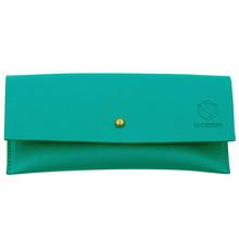 K-DESIGN K-POP馬卡龍眼鏡包 | 湖水綠