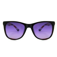 MINI 偏光太陽眼鏡 不朽英國微貓眼方框│亮黑