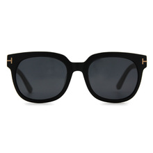 BOLON 米蘭時尚秀T標方圓框✦特務黑