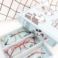 《Love米系列》米奇90週年限量眼鏡典藏盒(藍色)