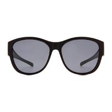 K-DESIGN 套鏡 l 都會時尚波士頓框眼鏡墨鏡  復古咖