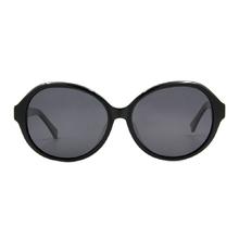 K-DESIGN 20▼簡約率性蝴蝶框墨鏡  品味黑