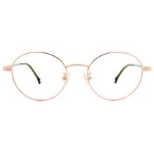 K-DESIGN KREATE l 廣告款眼鏡 l 質感撞色圓框眼鏡🎨 金果綠