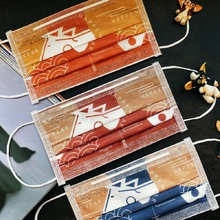 【STYLEi 醫療口罩】牛year系列                                            (一盒30入) | MIT&MD雙鋼印