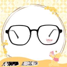 Disney-粉萌季 l 桑普邦妮的浪漫花園 大方框眼鏡 透黑色