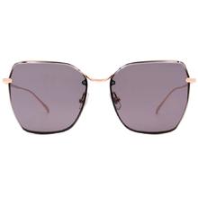 HORIEN 低奢質感蝴蝶框墨鏡 透葡紫