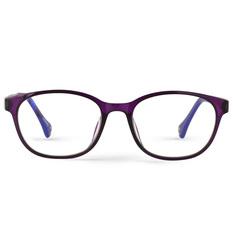 Disney 米妮配件Q版框 花俏紫 (MB32062-4-2-53)