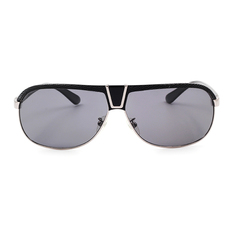 BMW 偏光太陽眼鏡 銀-黑 (B82012-003P)