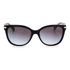 COACH 潮流時尚小心機貓眼框 神秘黑 (8132F-526111)