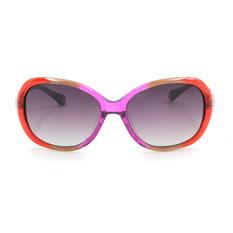HELEN KELLER 華麗三結扣時尚大框 紫漸紅 (H8222CA-P51)