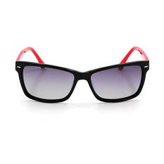 HORIEN 百老匯造型鉚釘時尚方框 華麗紅 (N6232-P06)