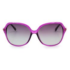 HORIEN 雅致潮流名媛大框 香檳紫 (N6222-P09)
