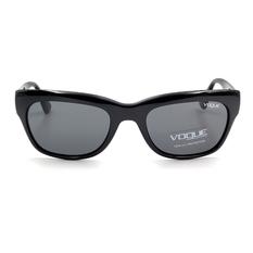 Vogue 極簡粗框小貓眼 質感黑 (VO2775S-W44/87)