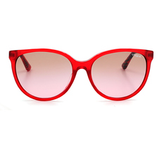 Vogue 時尚炫彩橢圓框 蛋石紅 (VO2927SD-194714)