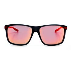 NIKE 新時尚設計運動生活款 紅灰雙色 (EV0777-006)