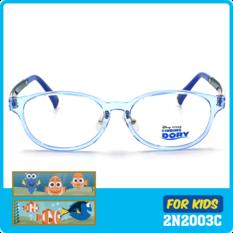 海底總動員系列  童話美式塗鴉  水晶藍  (2N2003C-4-2-49)