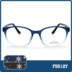 冰雪奇緣系列  雪花閃耀晶鑽款  沁透靛  (F5512Y-4-3-52)