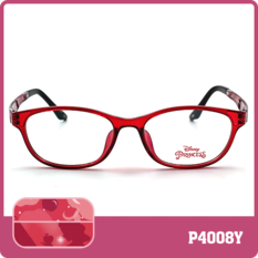 公主系列  時尚童話白雪公主款  瑪瑙紅  (P4008Y-1-1-52)