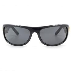 VERSACE 梅杜莎經典LOGO運動護眼框 急速黑 (VE4276-GB1/87-63)