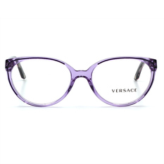 VERSACE 美杜莎的紫色國度-簡潮框 魔透紫 (VE3157-962-52)