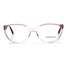 VERSACE 美杜莎的紫謎國度-簡潮框 魔幻紫 (VE3157-964-52)