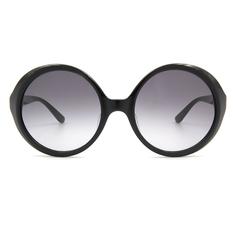 agnès b. 前衛時尚大圓框 點點款 ▏黑(20002-C01)