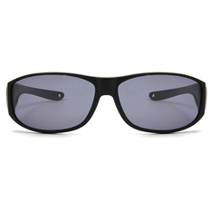 BOLON 護眼包覆式極限 暗邊款 ▏霧黑(BN3614-02-65)
