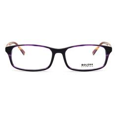 BOLON 輕盈百搭款 ▏透紫+玳瑁棕(BL8085-9-54)