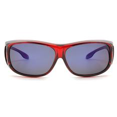 ALAIN DELON 超彈力護眼暗透款 ▏透紅