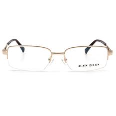 ALAIN DELON 印象派質感鈦框 ▏格棕金