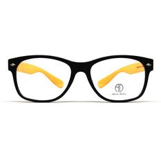 ALAIN DELON 藝術的幻想 威靈頓框 ▏霧黑/螢光橘
