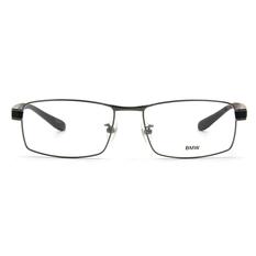 BMW 輕鈦光學眼鏡 韻動點點 ▏霧槍黑