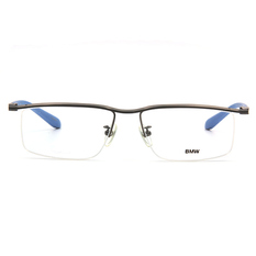 BMW 輕鈦光學眼鏡 韻律點點 ▏霧槍/霧藍