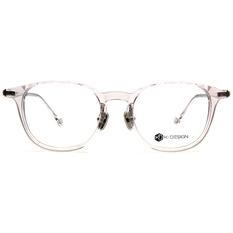 K-DESIGN K-POP款 菱角威靈頓框-透角灰/銀
