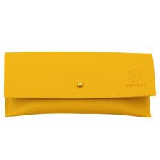 K-DESIGN K-POP馬卡龍眼鏡包 | 橙花黃