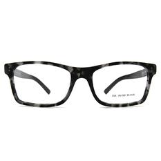 BURBERRY 經典威靈頓雙色框 ▏迷彩黑