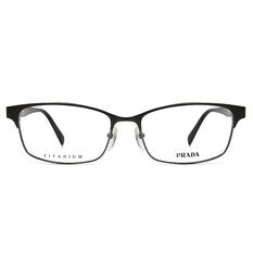 PRADA  流線質感極簡輕鈦商業款 ▏削灰/黑
