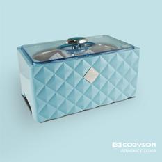 CODYSON 超音波清洗機 D-3000 藍綠色