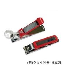 指甲剪 放大鏡指甲剪 耐用 輕便 好收納 日本製(O373)