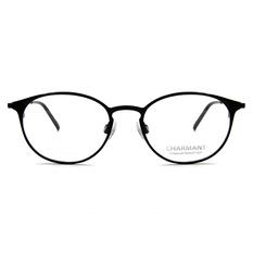 CHARMANT β-鈦 古典現代框 ▏霧黑