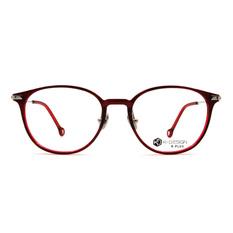 K-DESIGN K PLUS舒適彈力款◆原色極簡威靈頓框 櫻桃紅