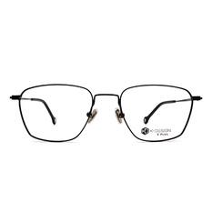 K-DESIGN K PLUS 舒適輕盈系列  ▏漢摩拉比古典細緻方框 沉著黑