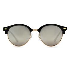 BOLON 古式的節奏眉架框  ▏亮黑/金