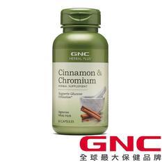 【GNC健安喜】鉻/甜點控必備 避唐膠囊食品 60顆