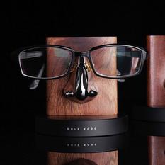 GOLD WOOD 格物|胡桃木眼鏡架 Glasses Stand