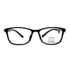 K-DESIGN | LINE FRIENDS◆長方粗框-時光黑(熊大銀鑄)