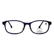 K-DESIGN | LINE FRIENDS◆橢圓長方框-星際科幻藍(兔兔銀鑄)